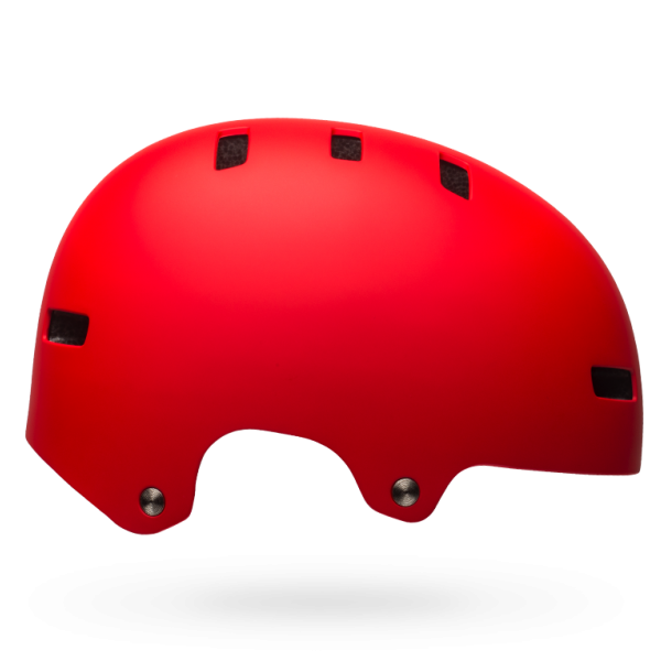 Bell span matte red