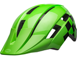 Bell Sidetrack 2 Child Finisher Gloss Green Black 47-54 cm | Kinderfahrradhelm