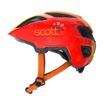 Scott Spunto Kid Red Orange mit LED Rücklicht